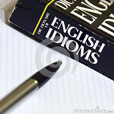 Free Learning English Royalty Free Stock Photo - 4694105