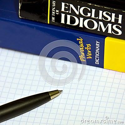 Free Learning English Stock Photo - 4694440