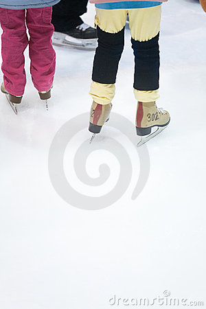 Learning Ice-skating