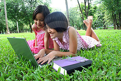 Learning in the park 3