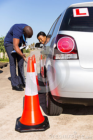 Free Learning Park Car Royalty Free Stock Photography - 44338287