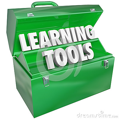 Free Learning Tools Words Toolbox School Education Teaching Student Royalty Free Stock Photo - 37630115
