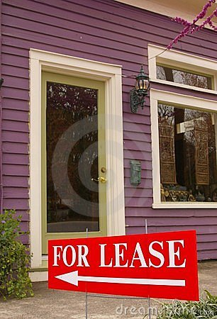 For Lease Royalty Free Stock Photo - Image: 6
