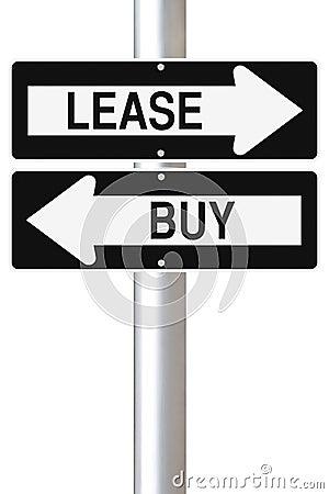 Lease or Buy