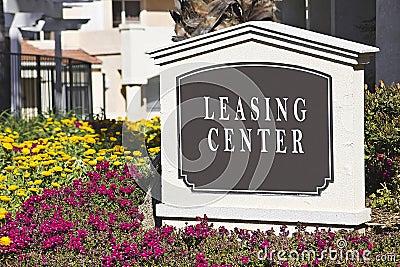 Leasing Center