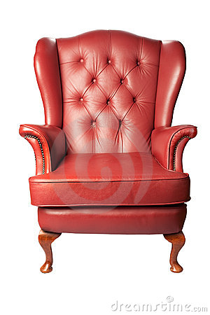 Free Leather Armchair Royalty Free Stock Image - 11286256