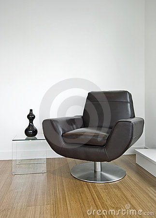 Free Leather Armchair Stock Image - 13251171