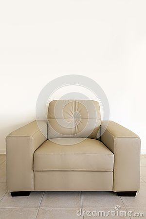 Leather Armchair Royalty Free Stock Images - Image: 19889149