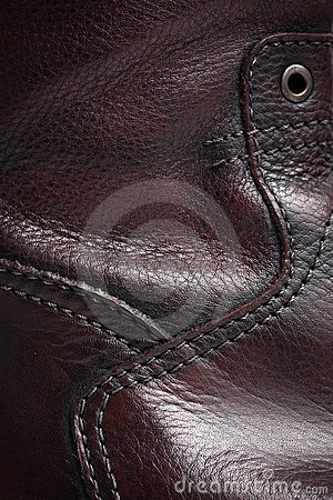 Leather Boot Detail