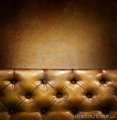 Free Leather Furniture Royalty Free Stock Photography - 17509757