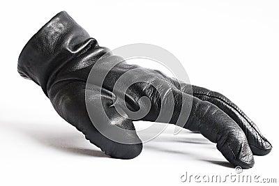 Leather Glove #1
