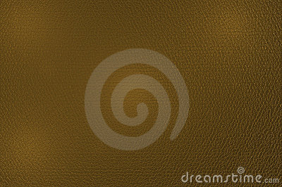 Leather golden texture
