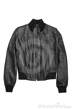 Free Leather Jacket Royalty Free Stock Photography - 18867137