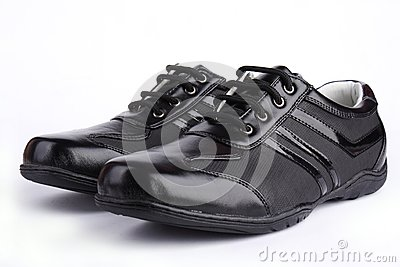 Leather Sport Shoe