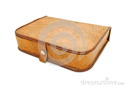Leather traveling kit