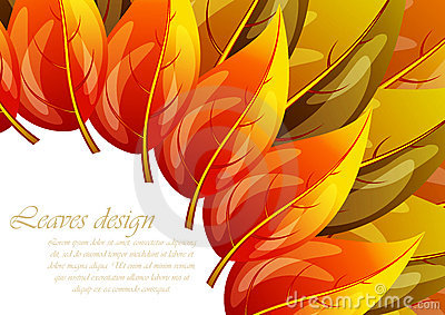 Leaves design