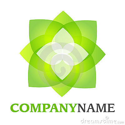 Free Leaves Logo Royalty Free Stock Images - 18647059