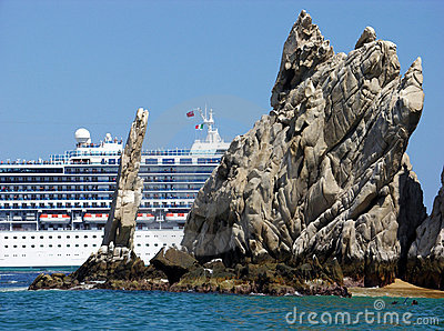 Leaving Cabo San Lucas