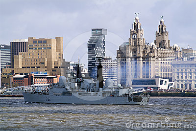 Leaving of liverpool