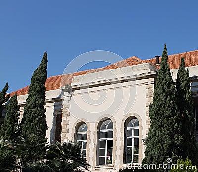 Lebanese Municipality House