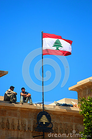 Lebanon - Beirut Editorial Stock Image