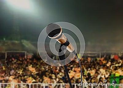 Leben Sie im Konzert