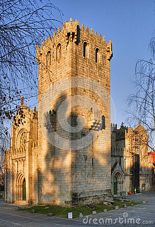 Leca do Balio monastery in Matosinhos, Portugal