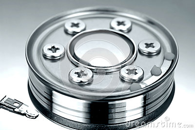 Lecteur de disque dur intérieur