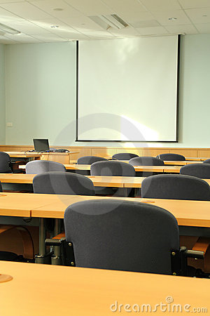 Lecture and Seminar Room