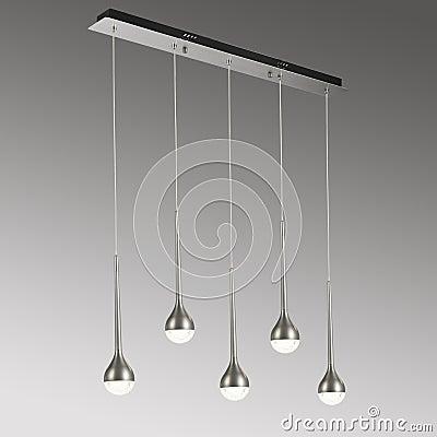 Free Led  Ceiling Lighting Stock Photo - 106662020