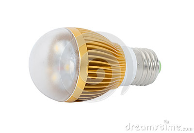 LED lamp. Light bulb