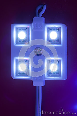 Led light module