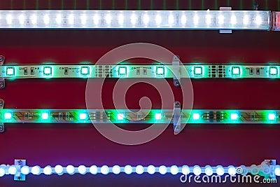 Led light tapes