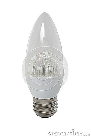 Free LED Lightbulb Royalty Free Stock Photo - 7014305
