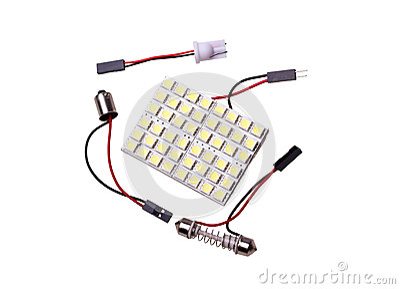 LED-Panelbeleuchtung, zum des Fühlers im Autosalon zu ersetzen