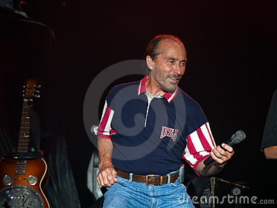 Lee Greenwood Editorial Photo