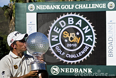 Lee Westwood - NGC2010 Editorial Image