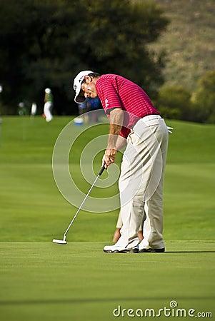 Lee Westwood - NGC2010 Editorial Photo