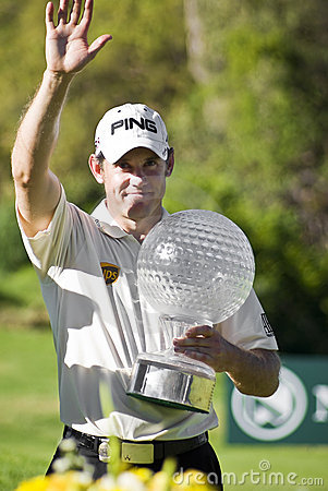 Lee Westwood - NGC2010 Editorial Photography