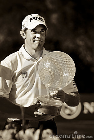 Lee Westwood - NGC2010 Editorial Photo