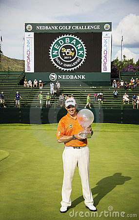 Lee Westwood Editorial Stock Photo