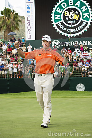 Lee Westwood - NGC2011 Editorial Image