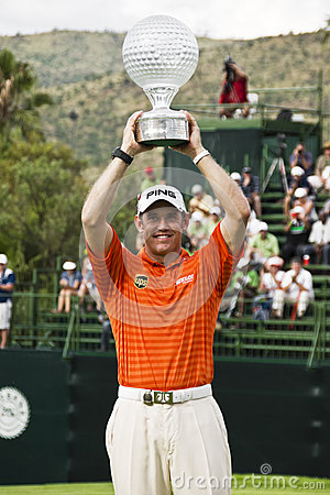 Lee Westwood - NGC2011 Editorial Stock Image