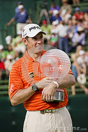 Lee Westwood - NGC2011 Editorial Photography