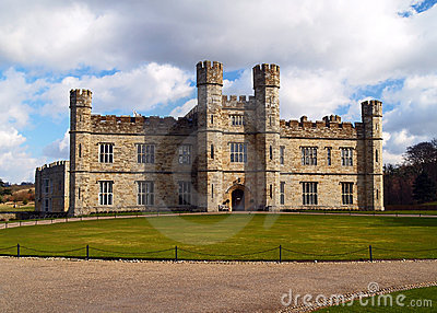 The leeds castle in England #3