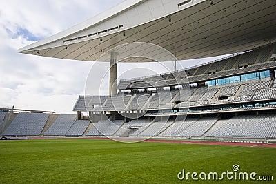Leeg Stadion