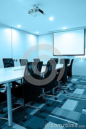 Leeres Konferenzzimmer