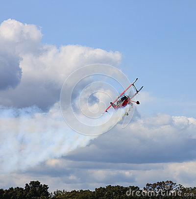 Leesburg Airshow Airborne Plane Editorial Image