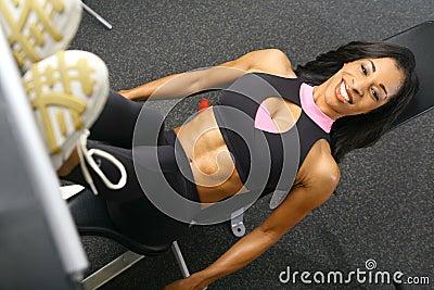 Leg Press Fitness