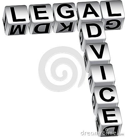 Legal Advice Dice